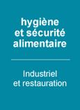Bouton - Hygièene et sécurité alimentaire