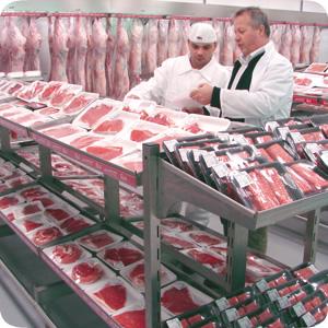 Métiers de la viande
